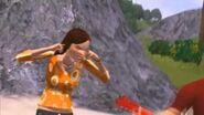 The Sims 3 встречайте Магнуса, горячий рокер