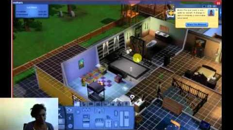 LIVE Q&A OF THE SIMS 3 HIDDEN SPRINGS WITH AZURE BOWIE-HANKINS