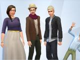 Munch family