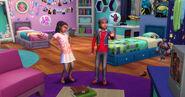 Sims4 Cuarto de Niño1