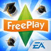 The Sims Freeplay Downtown High School update icon