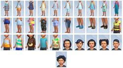 Les Sims 4 Bambins (CUS)