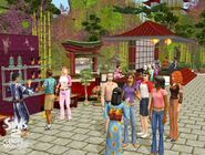 The Sims 2 Bon Voyage Screenshot 01