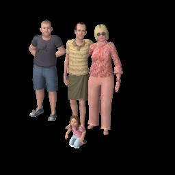 Carnegie family