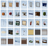 Sims 4 Escapada en la Nieve Objetos 2