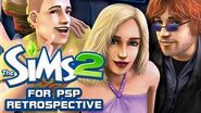 THE SIMS 2 for PlayStation Portable Retrospective Video