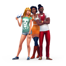 TS4 Base Game Chill.png