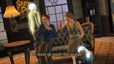 The Sims 3 - Riverview Trailer In Italiano