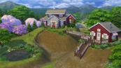 The Sims 4 Uneven Terrain Image