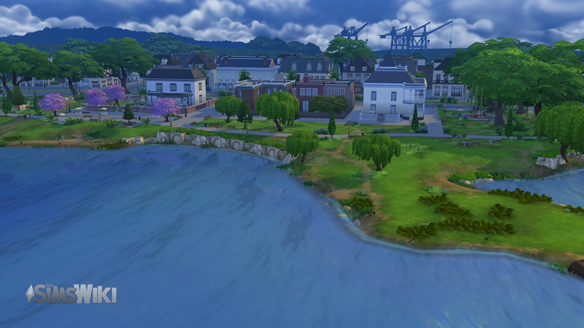 Juleski/Gamescom 2014 - Les Sims 4 - Des screenshots