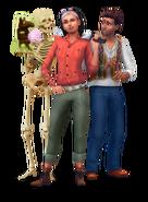 Sims4 Aventura en la Selva Render 5