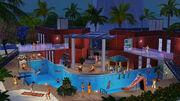 Big resort island paradise