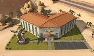 Desert Arms Military Base