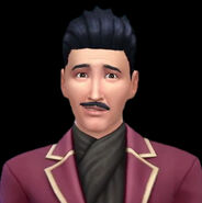 Mortimer Goth (The Sims 4)
