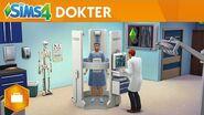 De Sims 4 Aan het Werk Officiële Arts Gameplay Trailer