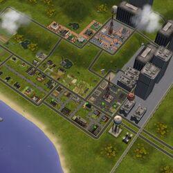 Neighborhoods in The Sims 2