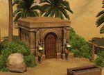 Egyptian Mausoleum