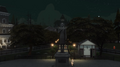 Forgotten hollow square