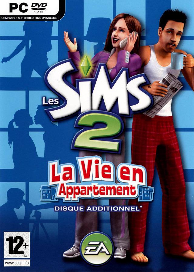 Les Sims 2: La Vie en Appartement