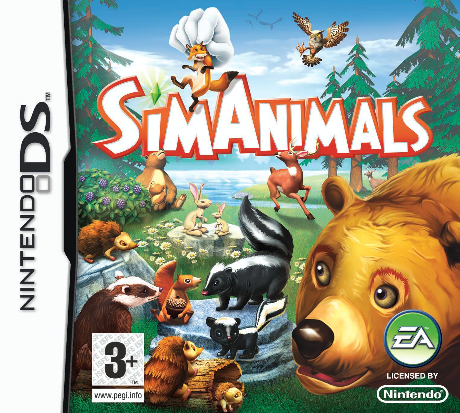 SimAnimals (Nintendo DS)
