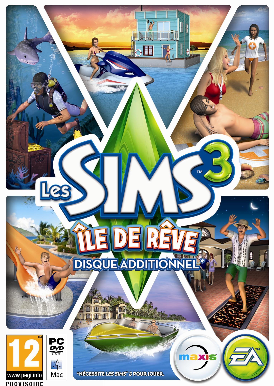 Les Sims 3: Île de Rêve