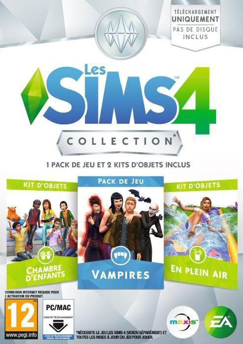 Les Sims 4 Collection 5