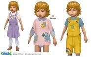 Sims 4 Vida Ecologica Arte Conceptual 2