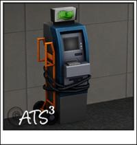 Stolen ATM