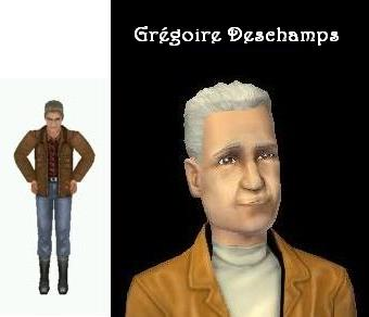 Grégoire Deschamps