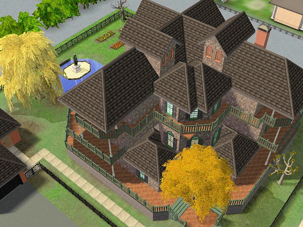 House of Fallen Trees