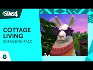 The Sims 4 Cottage Living- Official Gameplay Trailer