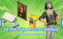 Artiste (The Sims Social)