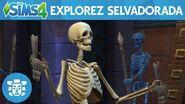 Les Sims 4 Dans la jungle bande-annonce officielle Explorez Selvadorada