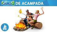 Los Sims 4 De Acampada Trailer Oficial