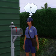 Mail carrier TS3