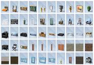 Sims4 Rumbo a la Fama Objetos2