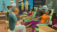 TS4 Spa Day official screenshot 2