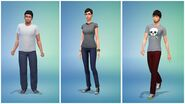 The Sims 4 CAS Screenshot 24