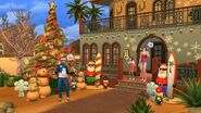 The Sims 4 Holiday Celebration Pack Screenshot 08