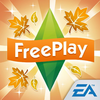 The Sims Freeplay Brilliant Backyards update icon
