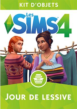Les Sims 4: Jour de lessive