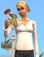 Samantha Ottomas In-game