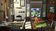 Sims4 Fitness 2