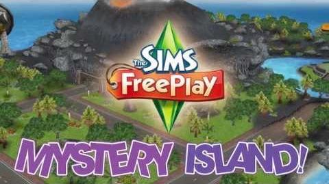 The Sims FreePlay Mystery Island Walkthrough