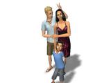 Familia Gálvez