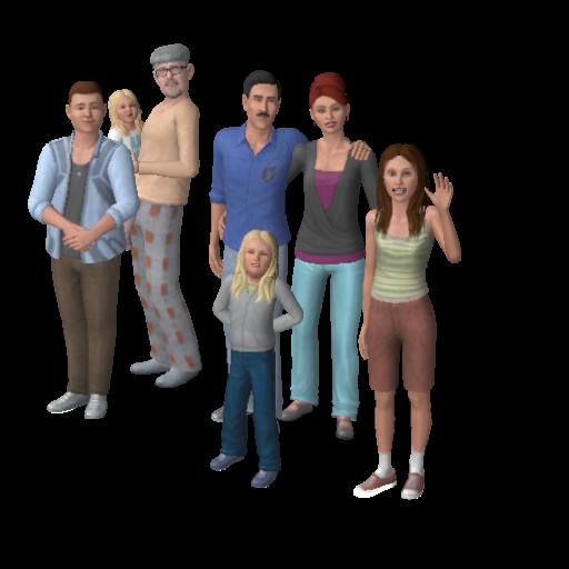 Семья Отличнов