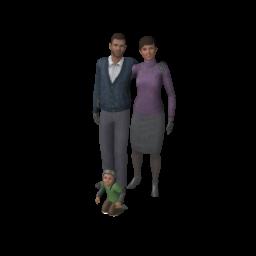Famille Clark