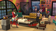 The Sims 4 Moschino Stuff Screenshot 02