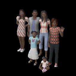 Famille Annan