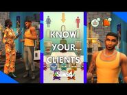 Know Your Clients -SpacesWithPatina -Shorts